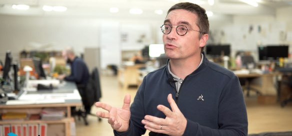 Thomas Felix - Fondateur Félix & Associés - Client de Weviz