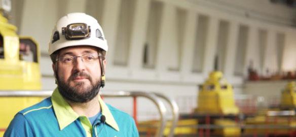EDF Hydro uses Weviz software
