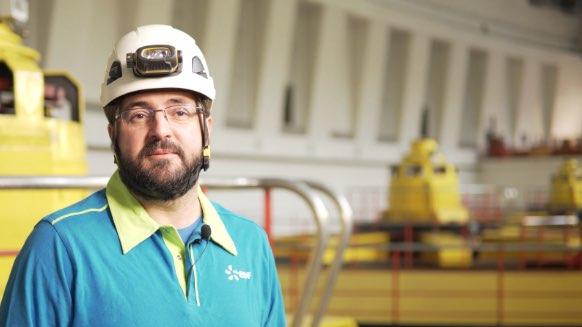 Joël Destampes - Coordinateur performances production EDF Hydro - Client de Weviz