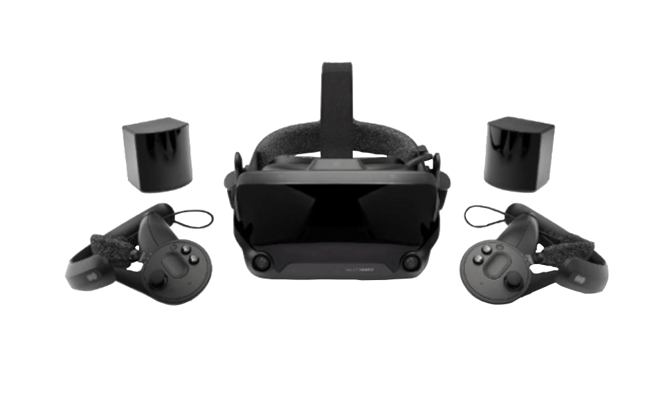 Headset Valve Index compatible with Weviz