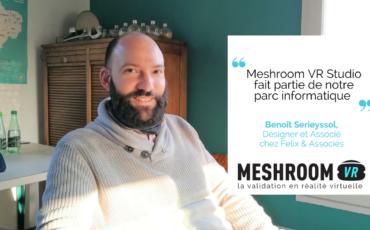 Interview de Benoit Serieyssol, Designer et Associé chez Félix & Associés.