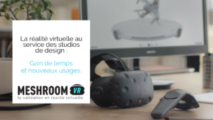 virtual reality for design studios