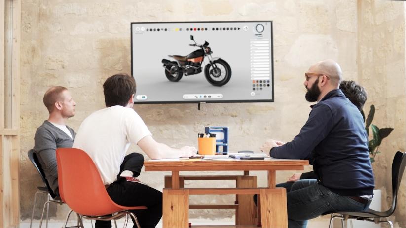 Rhino renders for marketing & sales presentations