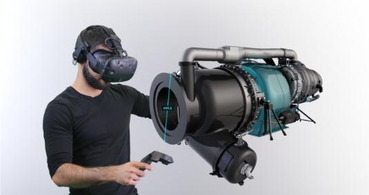 Weviz VR